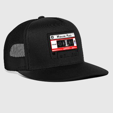 HOUSE MUSIC CASSETTE - Trucker Cap