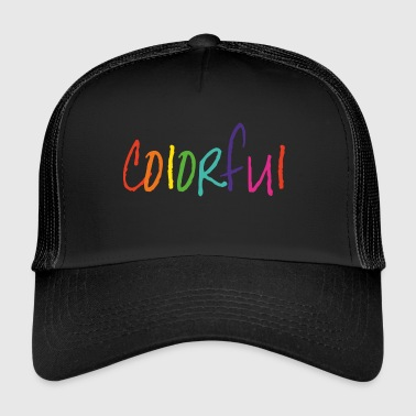 coloré - Trucker Cap