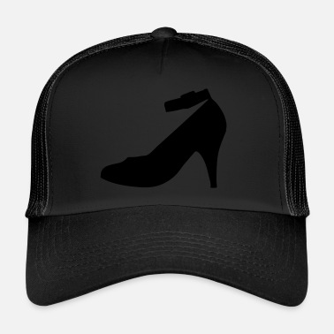 Highheels Vector highheels silhuet - Trucker Cap