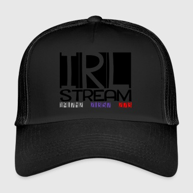 IRL Stream Twitch - Trucker Cap