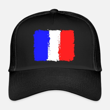 Drapeau National Drapeau de france drapeau national - Trucker Cap