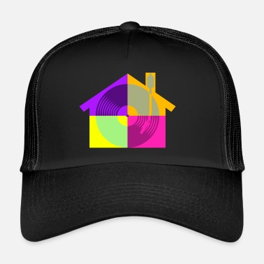 House Music House Music - Trucker Cap