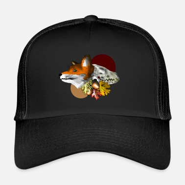 Eikel Autumn Foxey - Trucker Cap