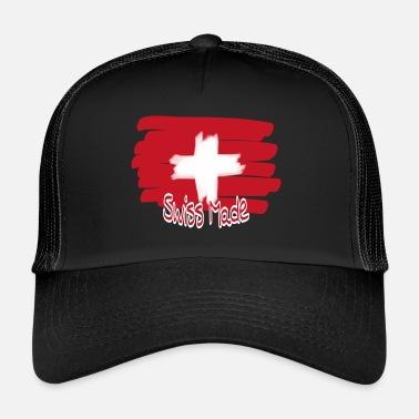 Swiss Swiss Made - Trucker Cap