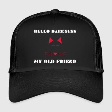 Darkness - Trucker Cap