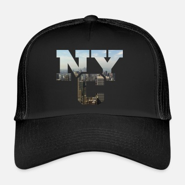 Nyc NYC - Trucker Cap