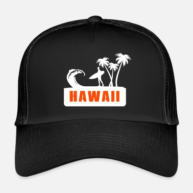 Hawaii Hawaii - Trucker Cap