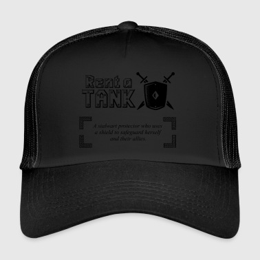 Rent - Trucker Cap