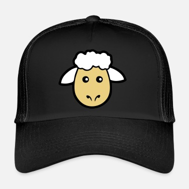 Sheep Sheep Sheep - Trucker Cap
