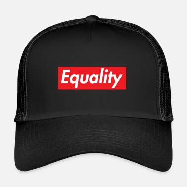 Equalizer Equality - Equality - Trucker Cap