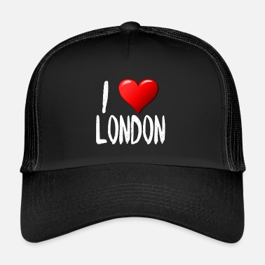 I Love London I Love London - Trucker Cap