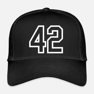 Forty forty-two - Trucker Cap