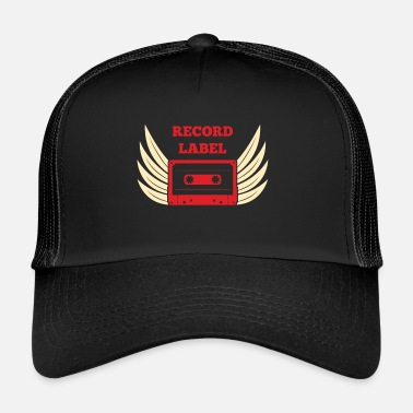 Record Label Record Label - Trucker Cap