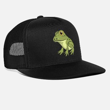 Lurch Frog Toad Lurch Toad Frog Lurch - Trucker Cap