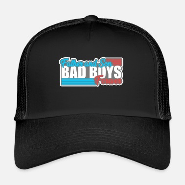 Son father and son - Trucker Cap