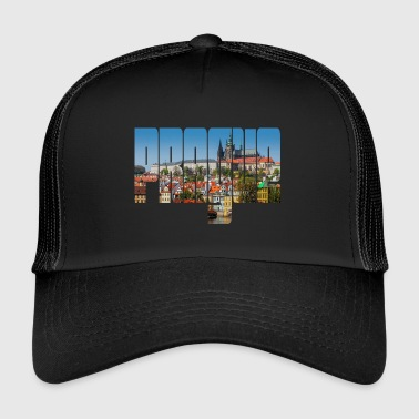 Prague - Trucker Cap