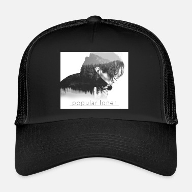 Popular Popular Loner - Trucker Cap