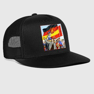 DDR-parade - Trucker Cap