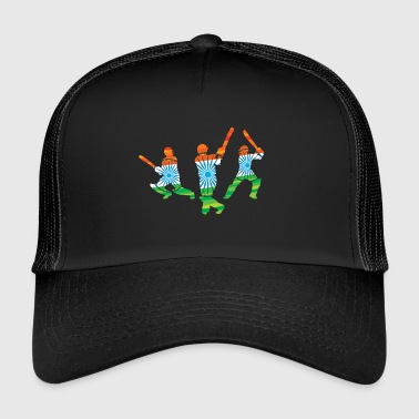 CRICKET INDIA - Trucker Cap