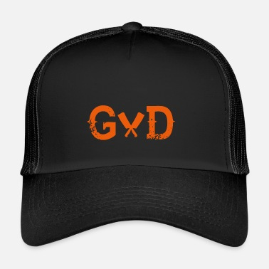 God Legend god god butcher - Trucker Cap