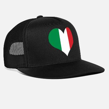 Italian The shirt for Italians, Italy - Trucker Cap
