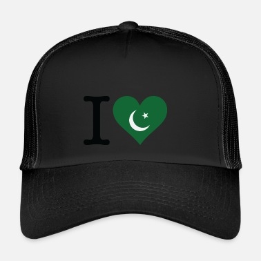Karachi I Love Pakistan - Trucker Cap