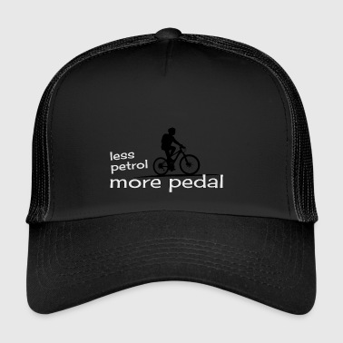 Mountain Bike Bicycle climate protection health cyclist gift - Trucker Cap