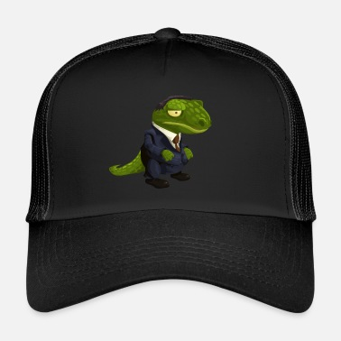 Alligator Aligator - Trucker Cap