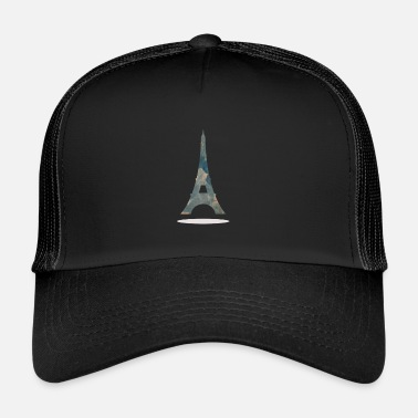 Eiffel Tower Eiffel Tower - Trucker Cap