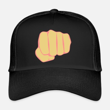 Punch Punch - Trucker Cap