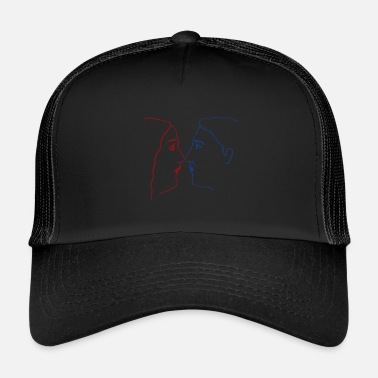 Couples Couple - Trucker Cap