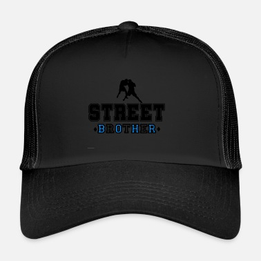 Street Fighter Frère nazi Fight Street - Trucker Cap