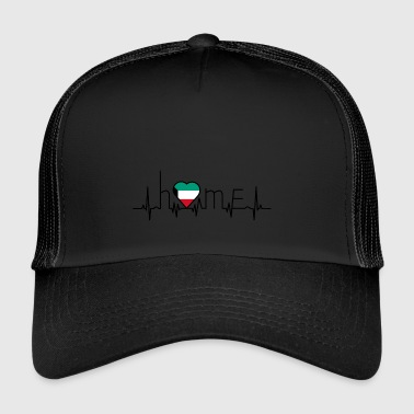 i love home Kuwait - Trucker Cap