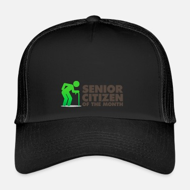 Senior Kuukauden Senior - Trucker Cap