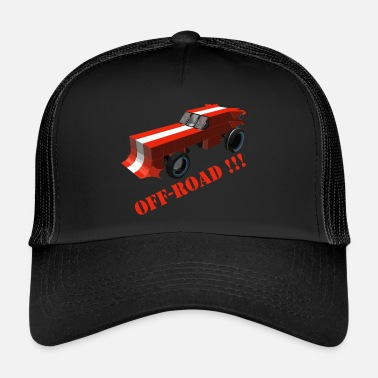 Bolide Off Road fan - Trucker Cap