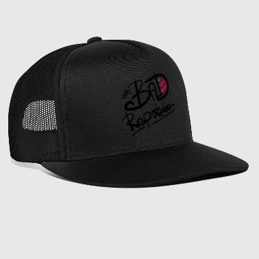 Bad Reputation - W - Trucker Cap