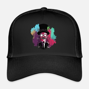Superguay Mr. X - Gorra de camionero