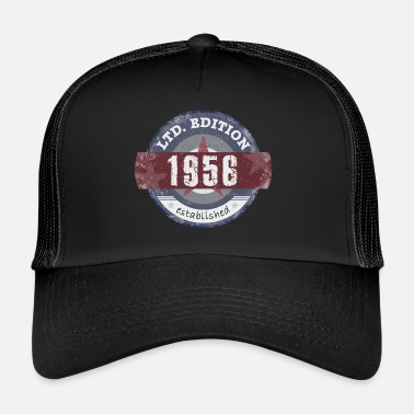1956 LtdEdition 1956 - Trucker Cap