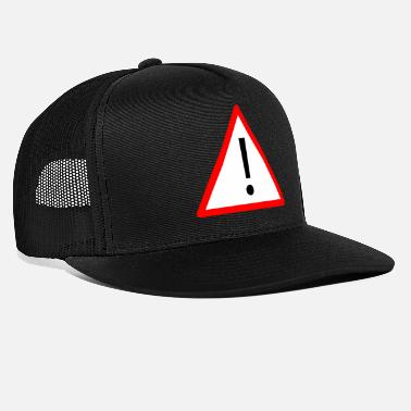 Mark Attention! - Trucker Cap
