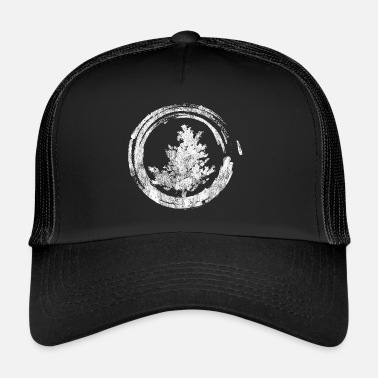 Nature Conservation Tree nature conservation nature planting shirt trees - Trucker Cap