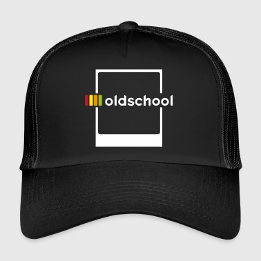 Instant Picture Photography - Oldschool - Trucker Cap