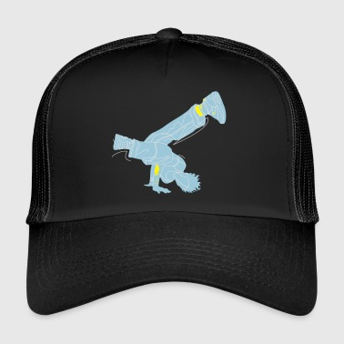 Break Dance 3 - Trucker Cap