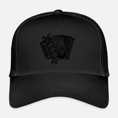 Accordion accordion - Trucker Cap