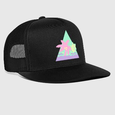 Glitter Hair Flair [Pastel] - Trucker Cap