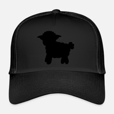 Sheep Cute sheep gift - Trucker Cap