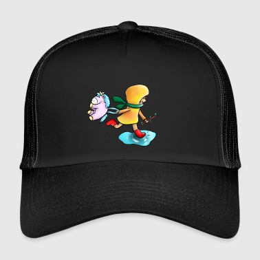 Childhood color - Trucker Cap