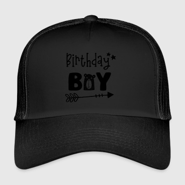 Birthday Boy - Boy anniversaire -Geburtstagsparty - Trucker Cap