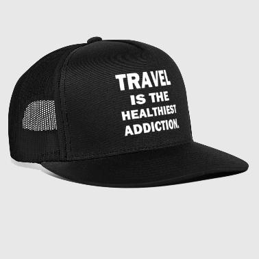 travel Searches - Trucker Cap