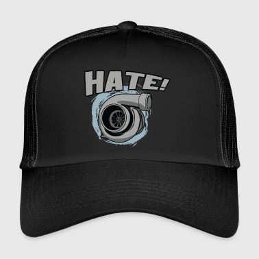 turbo - Trucker Cap