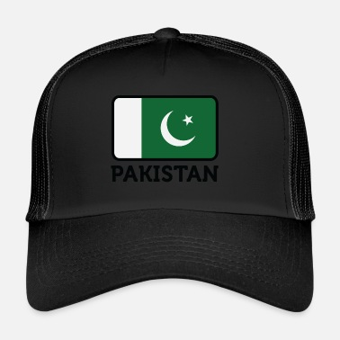 Karachi National Flag Of Pakistan - Trucker Cap